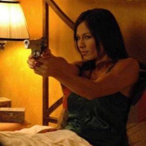 Kimberly Estrada in Bedtime Story