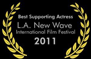 Winner - Best Supporting Actress Brigitte Millar