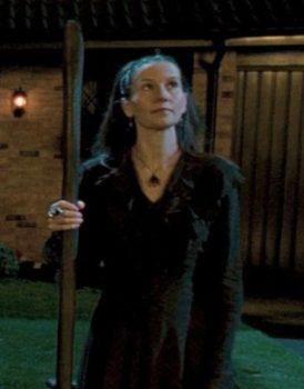 "Brigitte Millar is Emmeline Vance in ""Harry Potter and the Order of the Phoenix."""