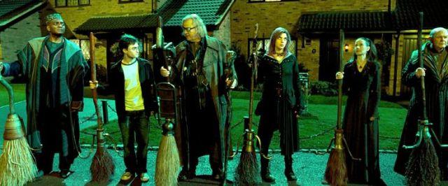 Brigitte Millar is Emmeline Vance in Harry Potter
