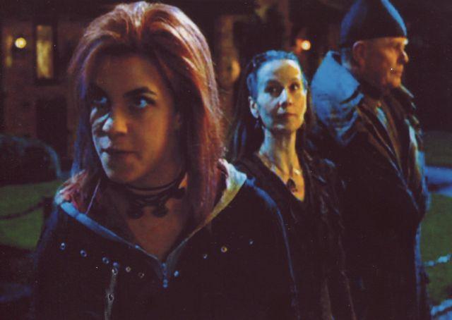 Brigitte Millar is Emmeline Vance in Harry Potter 2