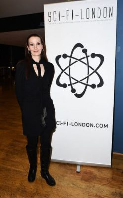 """Brigitte Millar attending the screening of """"The Quiet Hour"""" at the SCI-FI- London Festival"""
