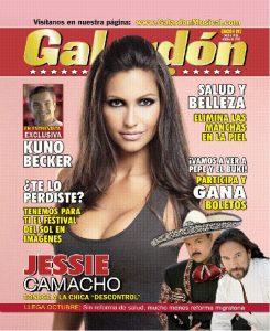 Jessie Camacho on Galardon Music Magazine