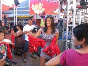 Jessie Camacho at Descarga Universal 3