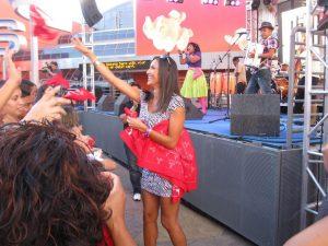 Jessie Camacho at Descarga Universal 4