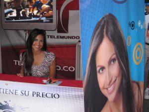 Jessie Camacho at Descarga Universal