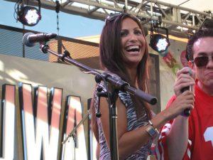 Jessie Camacho at Descarga Universal 1