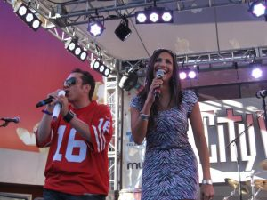 Jessie Camacho at Descarga Universal 2