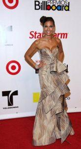 Jessie Camacho at Red Carpet event