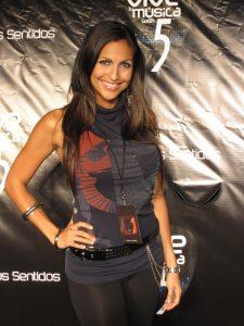 Jessie Camacho at Viva Music