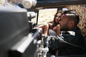 "Jessie Camacho in ""Treasure of the Black Jaguar"""