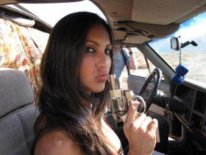 "Jessie Camacho in ""Treasure of the Black Jaguar"" 2"