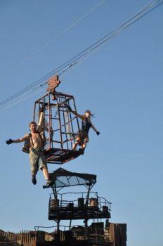 Lon Gowan Stuntman work 2