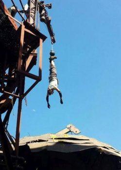 Lon Gowan Stuntman work 4