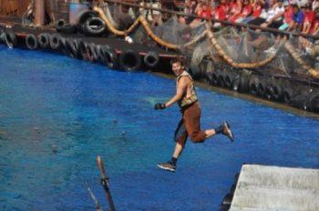 Lon Gowan Stuntman work 5