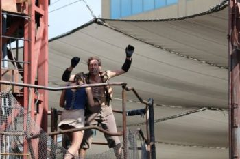 Lon Gowan Stuntman work 7