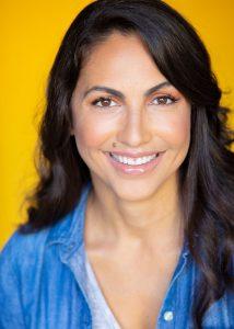 Jessie Camacho headshot smile